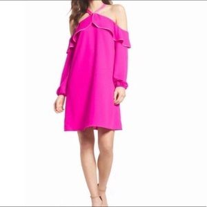 Lily Pulitzer dress - size 2, bright pink